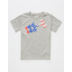 UNDER ARMOUR Break Script Little Boys T-Shirt