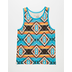 BLUE CROWN Chillin Mens Tank
