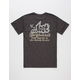 LOST Crafted Mens T-Shirt