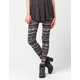 FULL TILT Tribal Ethnic Womens Leggings