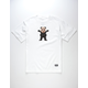 GRIZZLY Chris Joslin OG Bear Mens T-Shirt