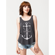 BILLABONG Anchored By The Sea Womens Tank