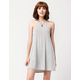 BLU PEPPER High Neck Tank Dress