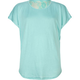FULL TILT Lace Back Girls Tee
