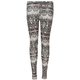 FULL TILT Diamond Print Girls Leggings