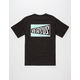 US VERSUS THEM Trapped Mens Pocket Tee