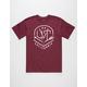 US VERSUS THEM Broken Mens T-Shirt