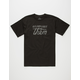 US VERSUS THEM Magnum Mens T-Shirt