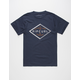 RIP CURL Leveled Out Mens T-Shirt
