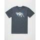 RVCA 4D Mens T-Shirt
