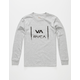 RVCA All The Way Boys T-Shirt