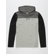 BILLABONG Blocked Up Mens Hooded T-Shirt