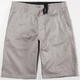 SUBCULTURE Heather Mens Chino Shorts