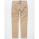 FOURSTAR Carroll Mens Twill Pants