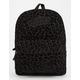 VANS Realm Leopard Flocked Backpack