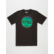 HURLEY Old School Mens T-Shirt