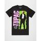 TUPAC Vision Mens T-Shirt
