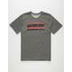 HURLEY Half Moon Mens T-Shirt