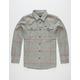 RVCA Tall Order Mens Flannel Shirt