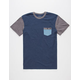 QUIKSILVER Baysic Mens Pocket Tee