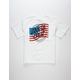 SANTA CRUZ Flagged USA Boys T-Shirt