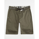 DGK Street Mens Chino Shorts