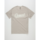 ELEMENT Script Flock Mens T-Shirt