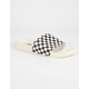VANS Checkerboard Womens Sandals