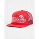 CAPTAIN FIN Pizza Mens Trucker Hat