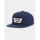 VANS Full Patch Boys Snapback Hat