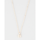 FULL TILT Dainty Hashtag Necklace