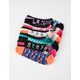 VANS Party Pack Canoodles 3 Pack Womens Socks