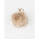 Pom Keychain Bag Charm