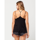 FULL TILT Double Strap Womens Tank