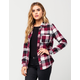 FULL TILT Buffalo Womens Flannel Shirt