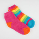 2 Pack Slipper Socks
