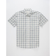 QUIKSILVER Everyday Check Mens Shirt