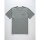 RVCA Level Mens Pocket Tee