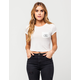 FULL TILT Good Vibes Womens Pocket Tee