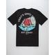 KEY STREET Good Livin Mens T-Shirt