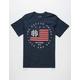 KEY STREET Flag Mens T-Shirt