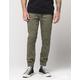 BROOKLYN CLOTH Zip Pocket Mens Jogger Pants