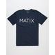 MATIX Monoset Faded Mens T-Shirt