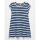 BILLABONG Striped Little Girls T-Shirt Dress