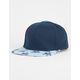 Palm Tree Womens Snapback Hat