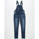 YMI Denim Girls Overalls