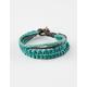 BLUE CROWN Layered Bracelet