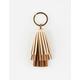 Layered Tassel Keychain
