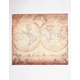 ANKIT Old World Map Tapestry
