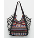 VOLCOM Global Chic Hobo Bag